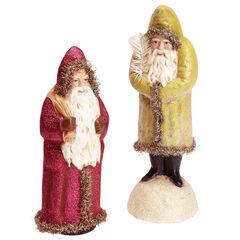 Sage Santa Statuette,