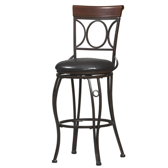 Counter Stool, 17'Wx19¾'Dx40½'H,