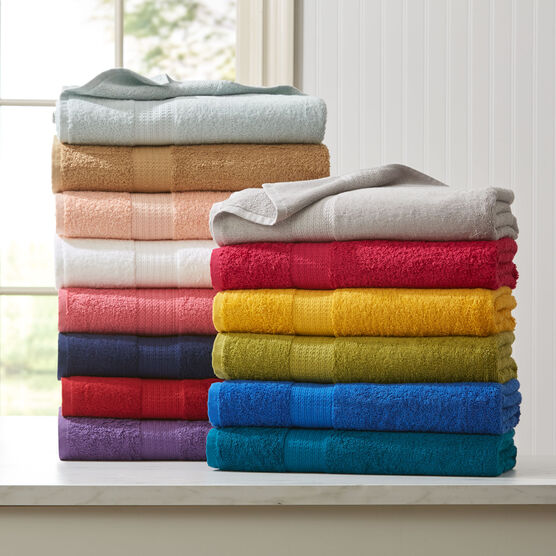 BrylaneHome® Studio 6-Pc. Bath Towel Set,