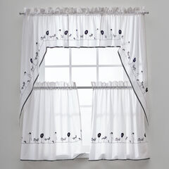 Birdland Kitchen Valance,