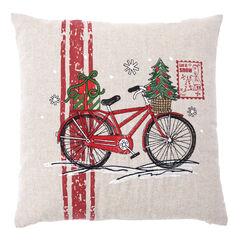 Retro Christmas Accent Pillows,