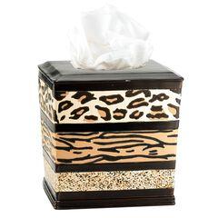 Gazelle Tissue Box,