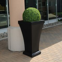 "Bordeaux 40"" Tall Planter,"