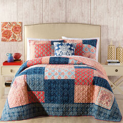 Jessica Simpson Grace Quilt, MULTI
