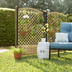 Trellis Fence Set Of 2