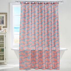 Flamingo 15-Pc. Shower Curtain Set,