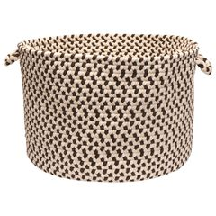 Stone Harbor Brown Basket,