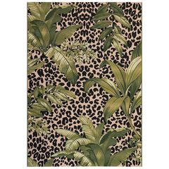 "Liora Manne Marina Safari Indoor/Outdoor Rug 23""X7'6"","