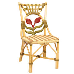 Rattan Tulip Chair,