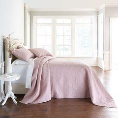 Serena Embroidered Bedspread,