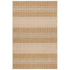 Liora Manne Carmel Stripe Indoor/Outdoor Rug,
