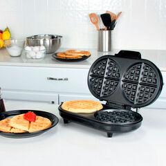 Kalorik Double Belgian Waffle Maker,