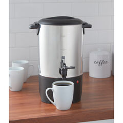 30 cup coffee maker urn,