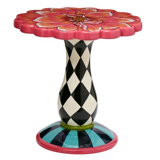 Flower Side Table, MULTI