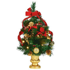 24'H Tabletop Christmas Tree ,