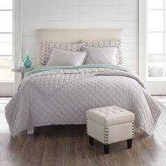 Paige Diamond Lace Quilt Collection,