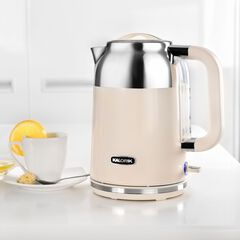 Kalorik 1.7 Liter Retro Electric Kettle,