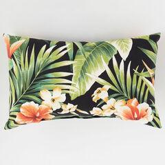 "20"" x 13"" Lumbar Pillow, CYPRESS MIDNIGHT"