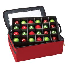 2-Tray Ornament Storage Bag ,