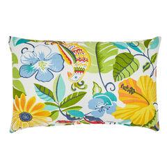 """20"""" x 13"""" Lumbar Pillow, CAROLINA"""