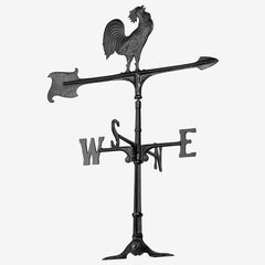 "30"" Rooster Accent Weathervane,"