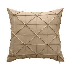 Indoor & Outdoor Fishnet Pleat Decorative Pillow,