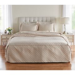 Pinsonic Fitted Bedspread,