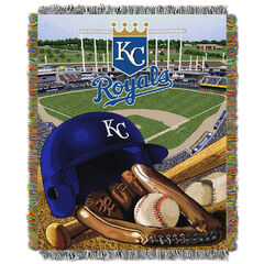 Royals HomeField Advantage Throw,