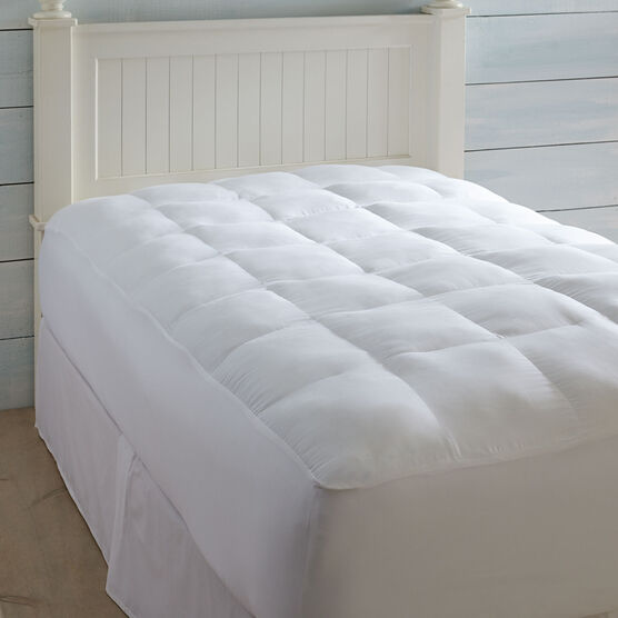 Beyond Down Mattress Pad,