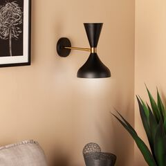 Anza Indoor Decorative Wall Sconce,