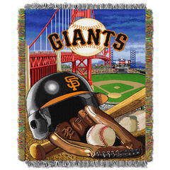 SF Giants HomeField Advantage Throw,