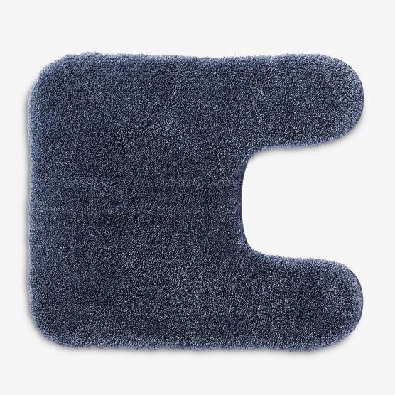 elegance bath collection contour rug,