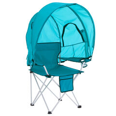 Camp Chair with Canopy, BREEZE