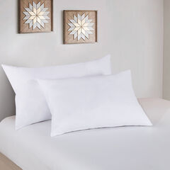 Microgel Twin Pack Down Alternative Pillow,