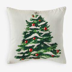 Holiday Decorative Pillows, XMAS TREE