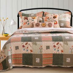 Sedona Bonus Quilt Set by Greenland Home Fashions,
