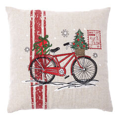 Retro Christmas Accent Pillows,