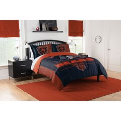 COMFORTER SET DRAFT-BEARS,