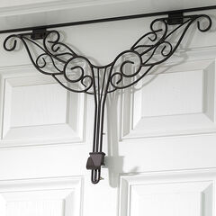 Adjustable Antler Wreath Hanger,
