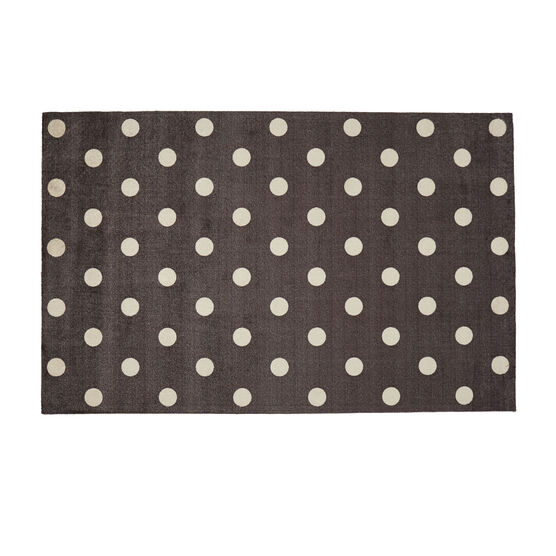 Large Polka Dance Rug ,
