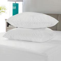 SensorPEDIC Microshield Water Repellent Pillow Protector Pair,