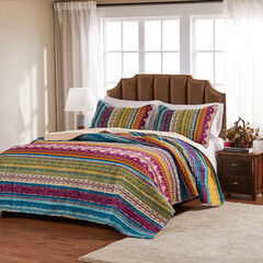 Southwest Quilt Set by Greenland Home Fashions,