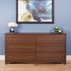 Monterey 6-Drawer Dresser,