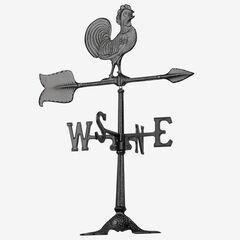 Rooster Accent Weathervane,