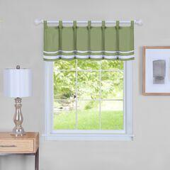"Dakota Window Curtain Valance 58"" x 14"","