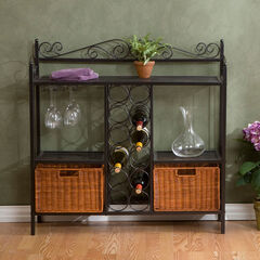 Celtic Bistro Wine Rack,