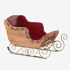 "Lenox® Hosting The Holidays""¢ Sleigh Serving Centerpiece,"