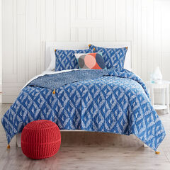 BrylaneHome Studio® Henry Tassel Quilt Collection,