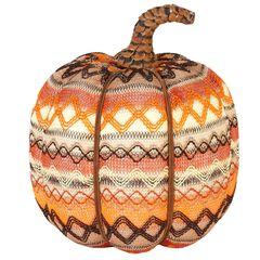 7½' Aztec Print Pumpkin,