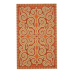 Kazakh Indoor/Outdoor Rug,